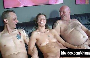 دختر عمیق در گلو, همسر و دوست خود را سوراخ مرطوب سکس مرد سیاه وزن سفید
